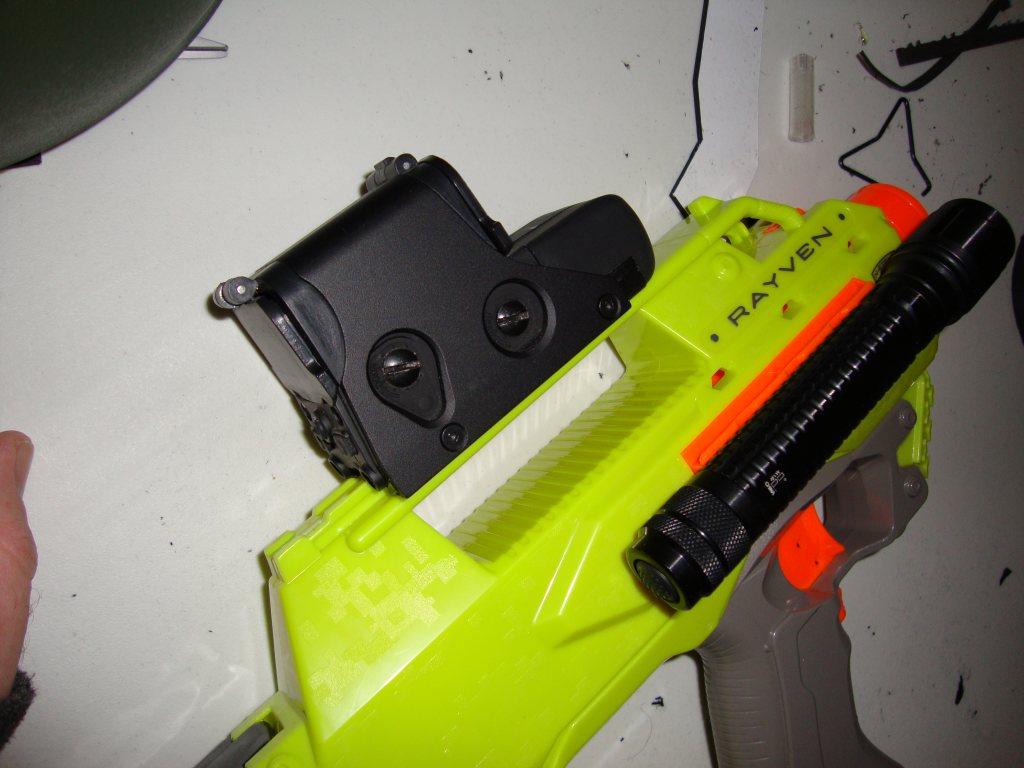 Tactical tag arduino rayven progress